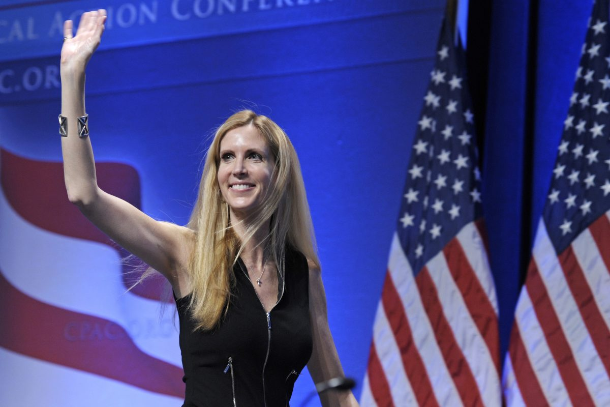 Ann Coulter plans to speak Thursday afternoon at Berkeley&acute;s Sproul Plaza, raising security concerns.<br />