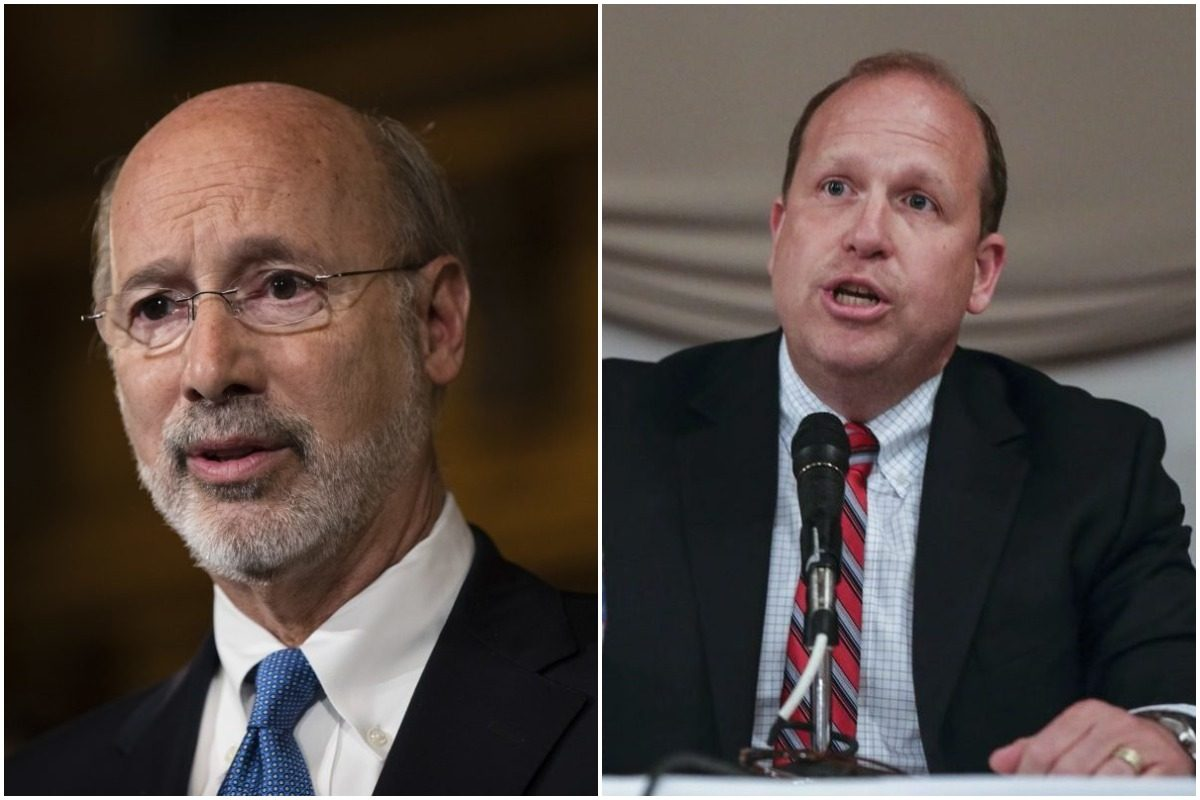 Gov. Tom Wolf has called on State Sen. Daylin Leach to resign in the wake of allegations that the senator behaved inappropriately towards female campaign staffers and interns.