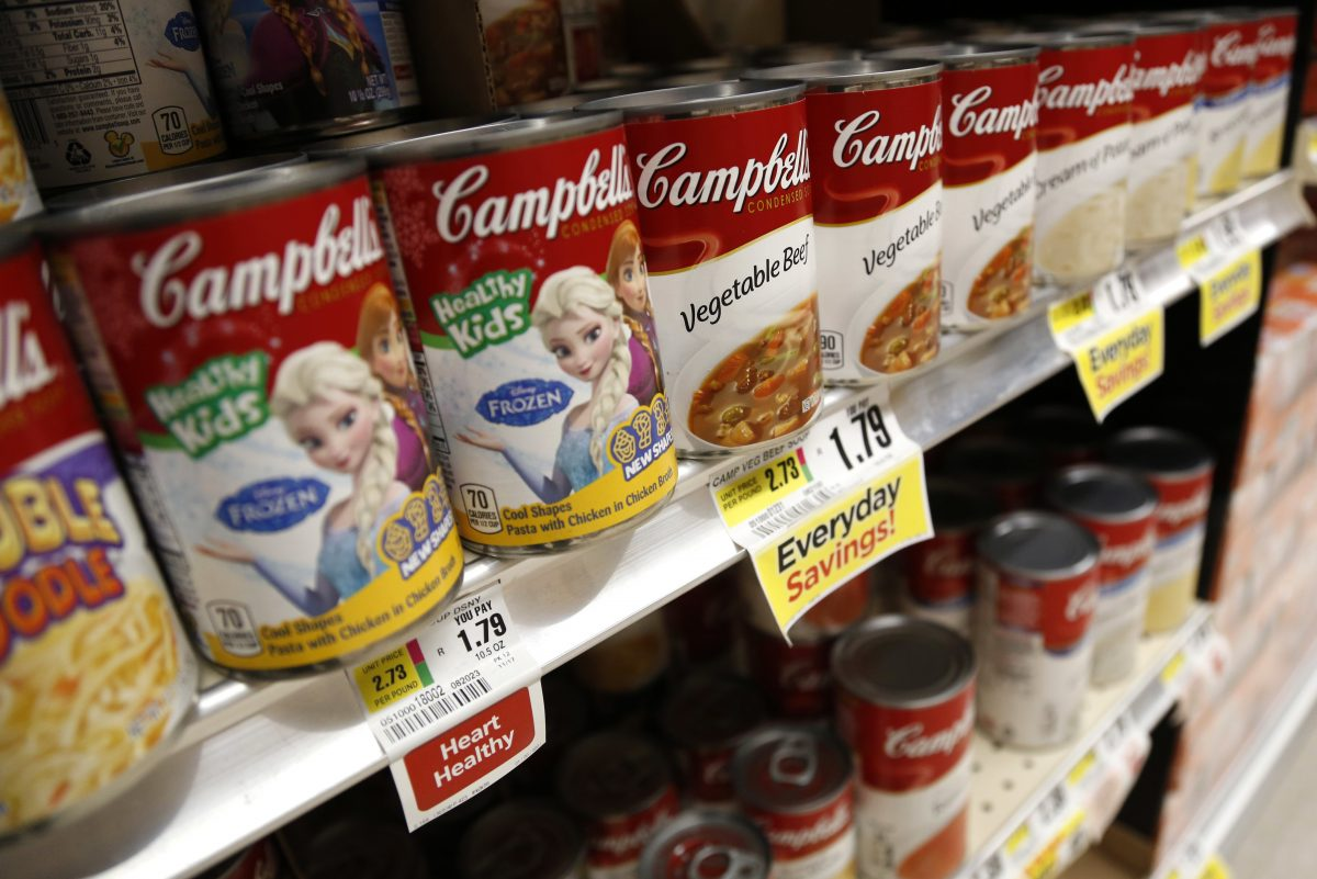 Campbell Soup Co. buying snack company Snyder's-Lance for $4.9 billion