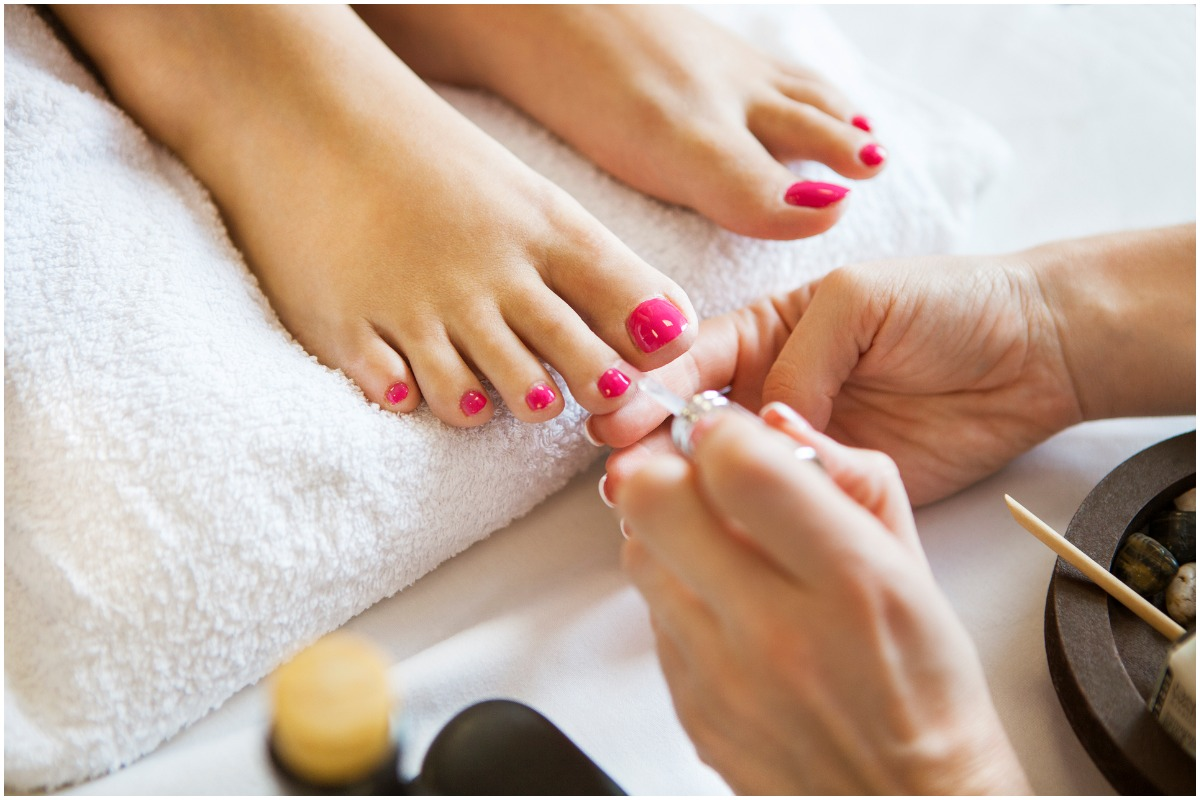 Please, take care of your toes. iSTOCKPHOTO