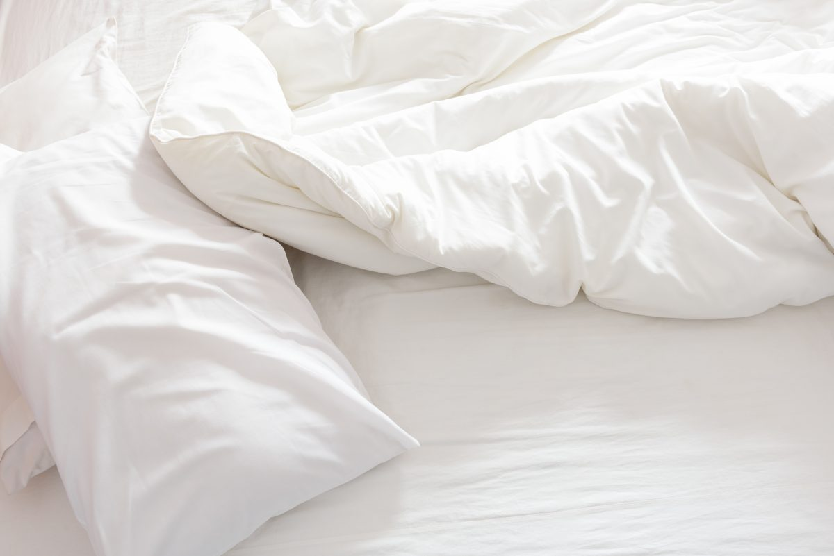 Treating yourself to quality sheets will give you the respite you need.