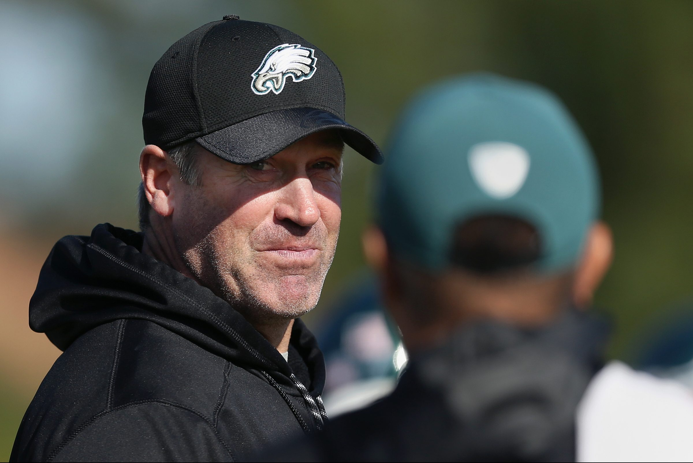 Eagles coach Doug Pederson might have some tough decisions to make in the next two games.