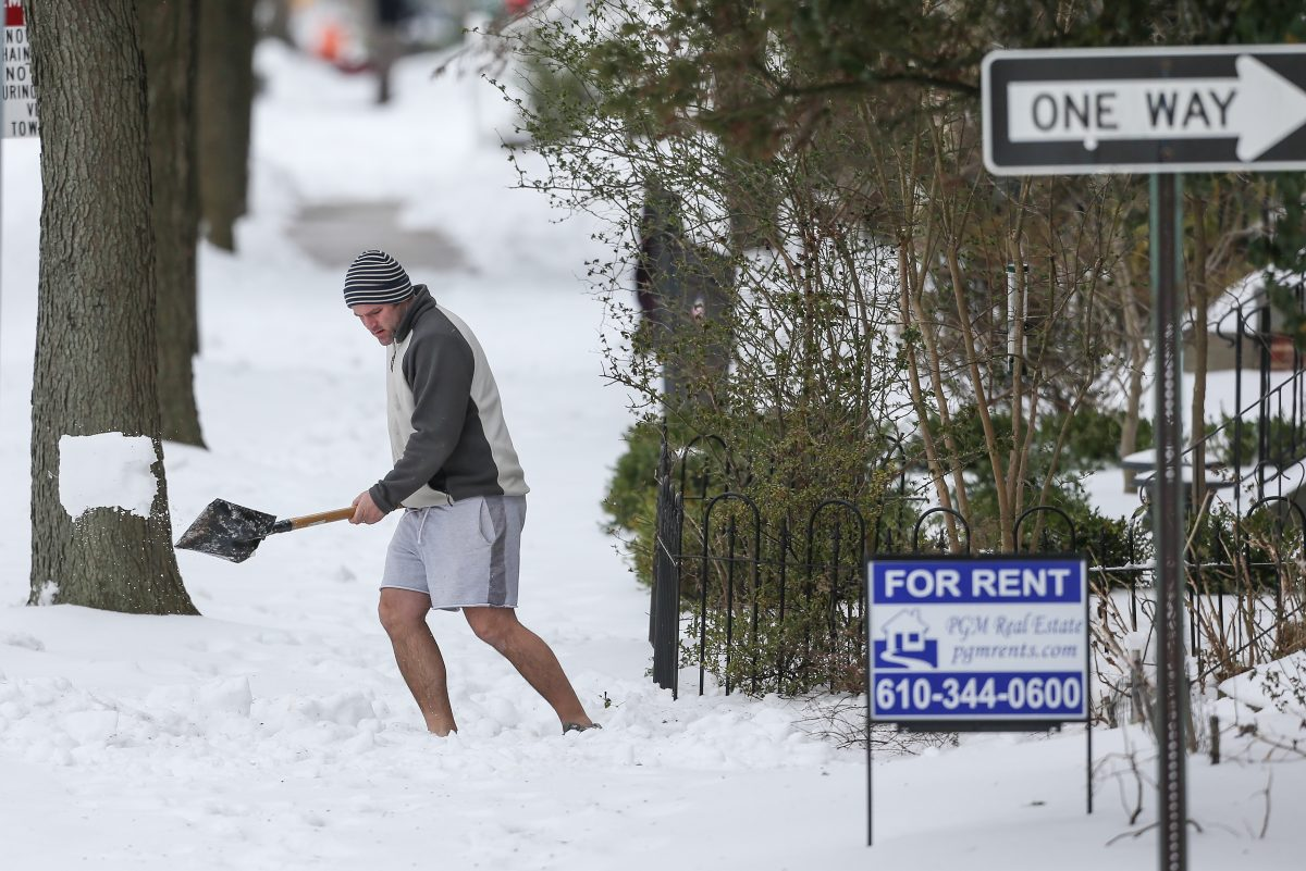 Exercise is good for you. So why can snow shoveling lead to heart attacks?