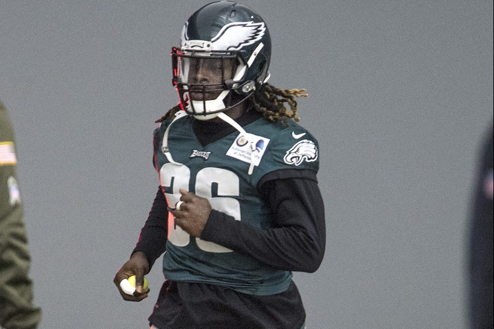 Eagles running back Jay Ajayi should get a bigger workload this week.