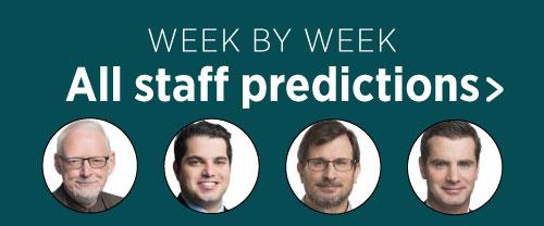 Eagles predictions