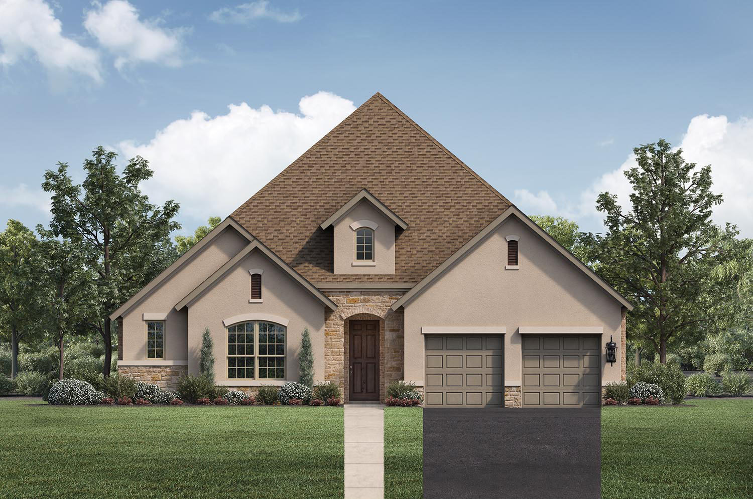 Toll Brothers is launching a line of lower-priced homes geared exclusively toward young buyers.