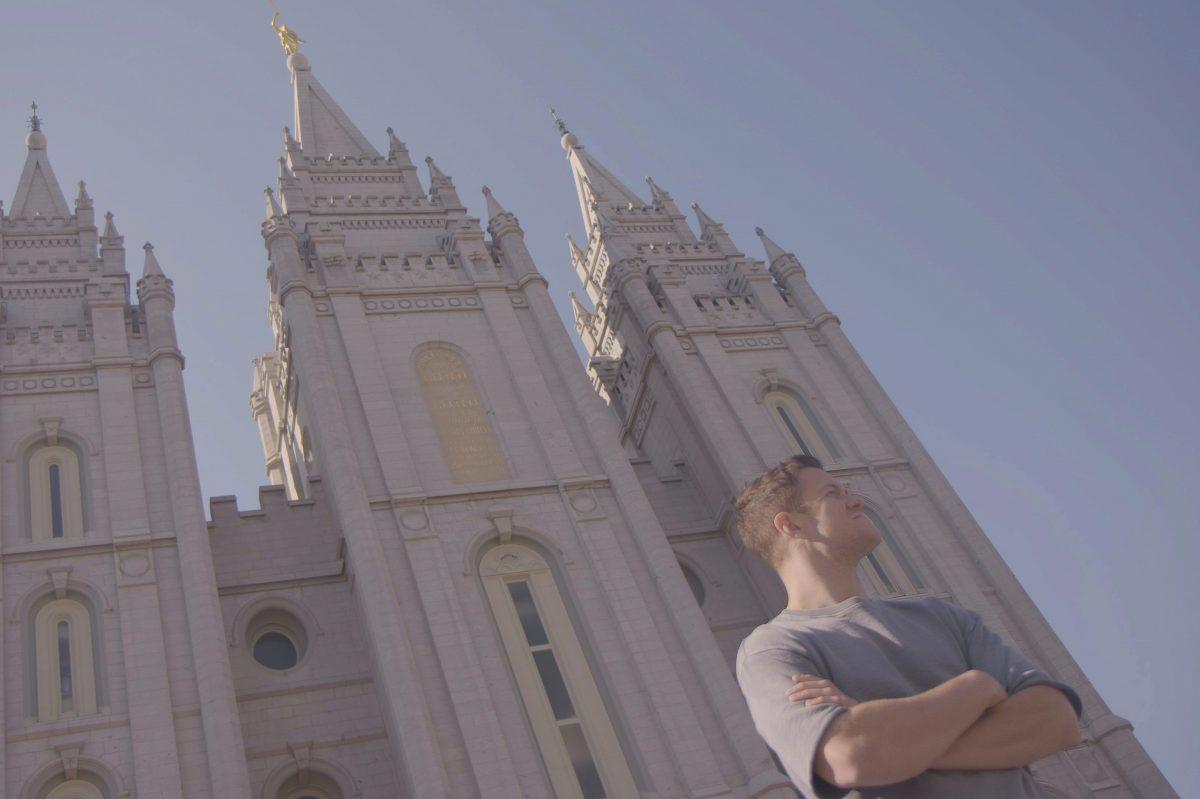 """Dan Reynolds in """"Believer."""""""
