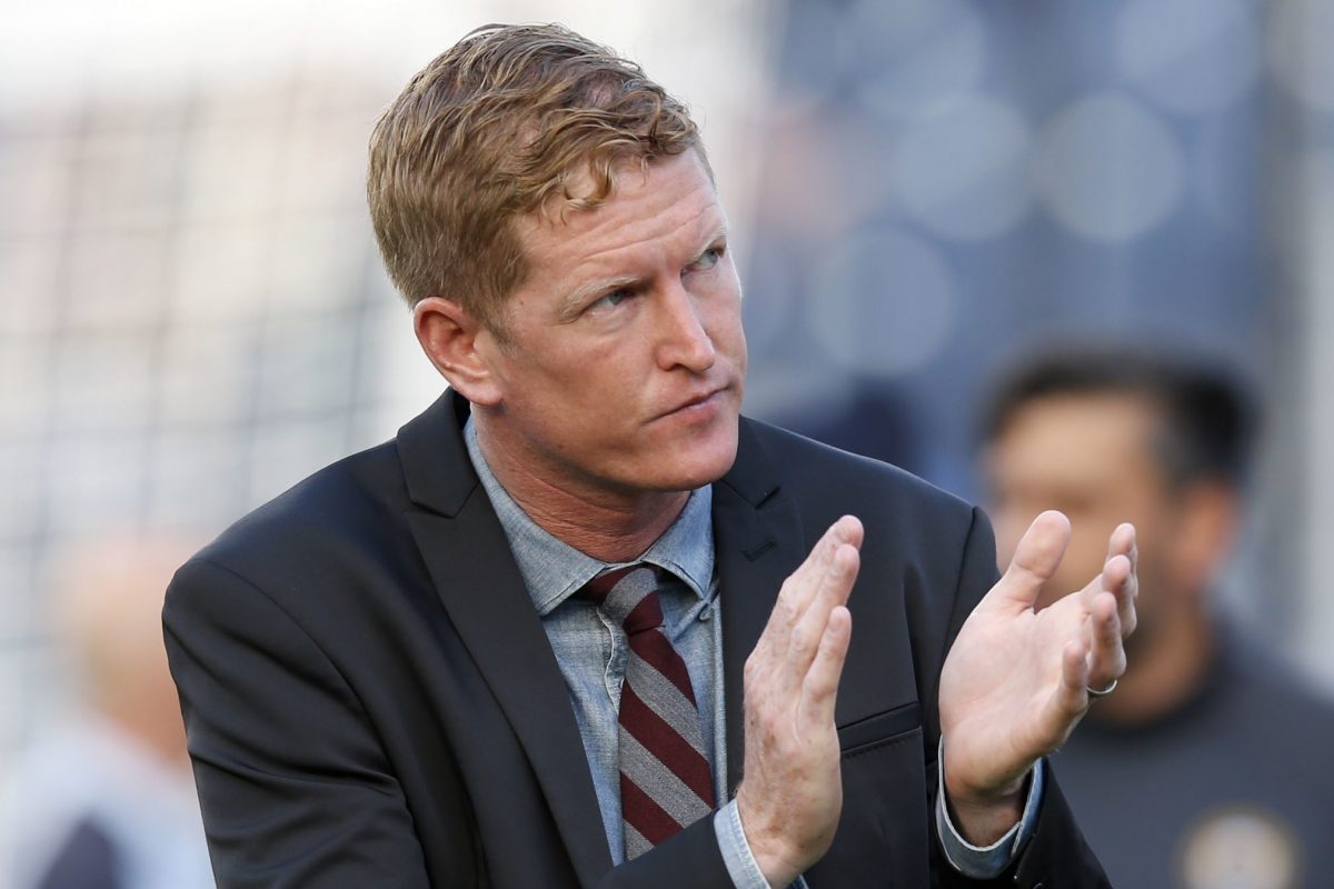 Jim Curtin has coached the Philadelphia Union to two U.S. Open Cup finals in his tenure.