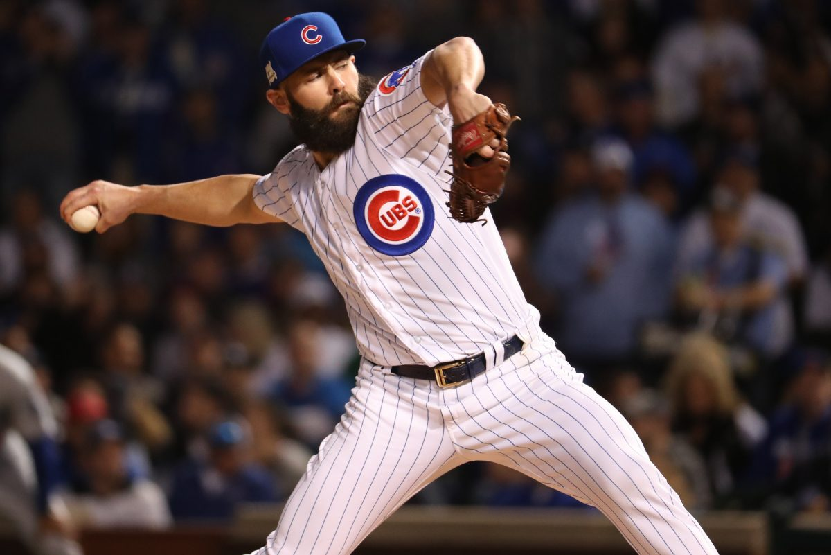 Free agent pitcher Jake Arrieta is an intriguing name, but don't expect the Phillies to veer from their current philosophy in order to sign him.