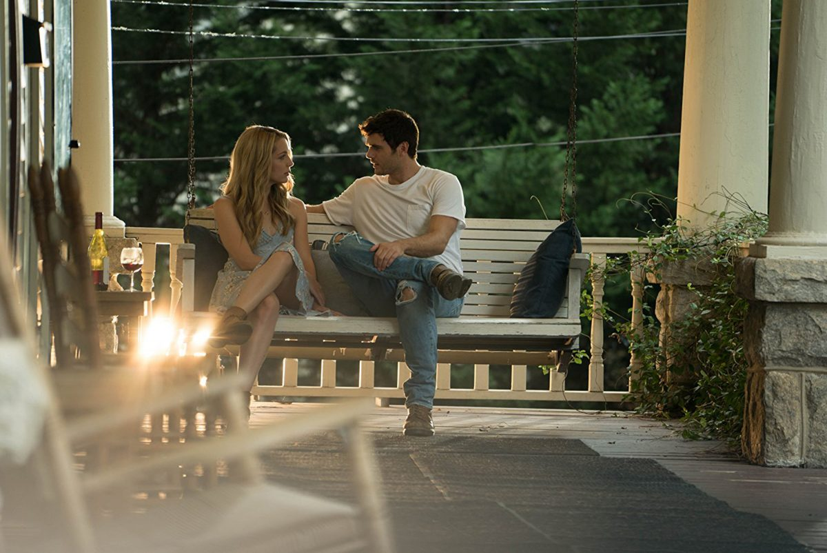 Alex Roe and Jessica Rothe in 'Forever My Girl.'