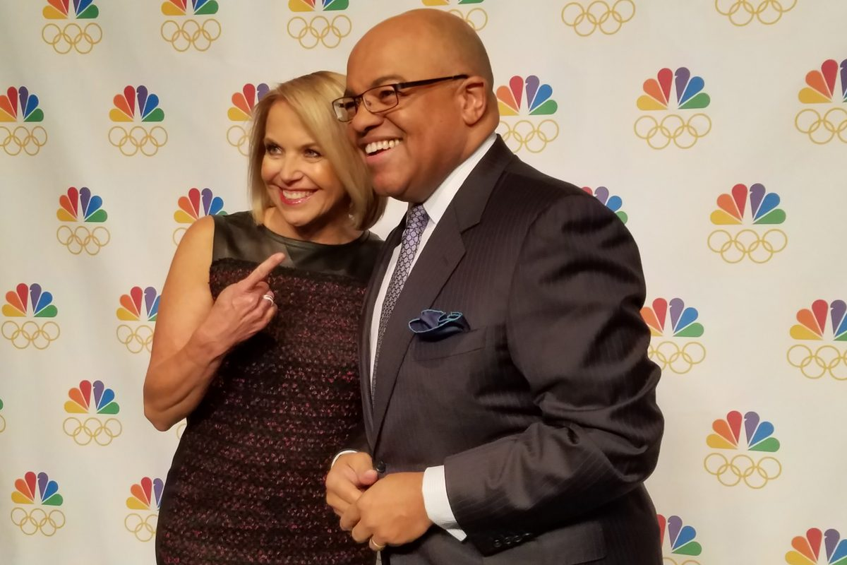 Katie Couric will return to NBC to co-host the Opening Ceremony of the 2018 Winter Olympics in PyeongChang, South Korea alongside Mike Tirico.