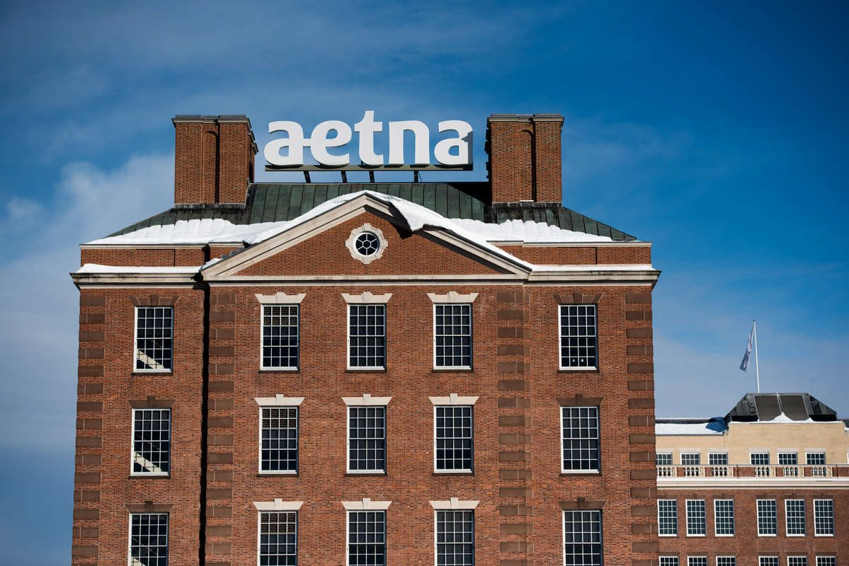 Aetna has agreed to a $17.2 million settlement of a class-action lawsuit over a mailing that exposed the HIV status of thousands of its customers.