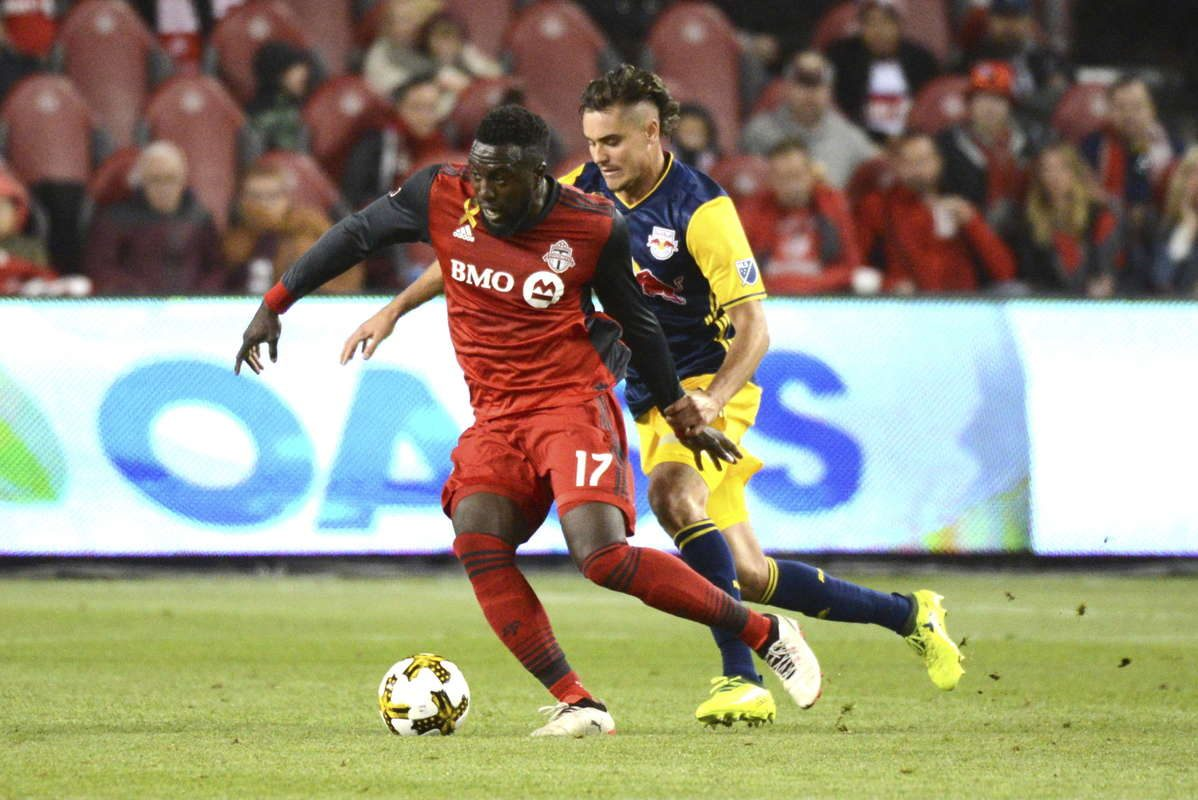 Jozy Altidore scored 18 goals with Toronto FC and another four with the United States men´s national soccer team in 2018.