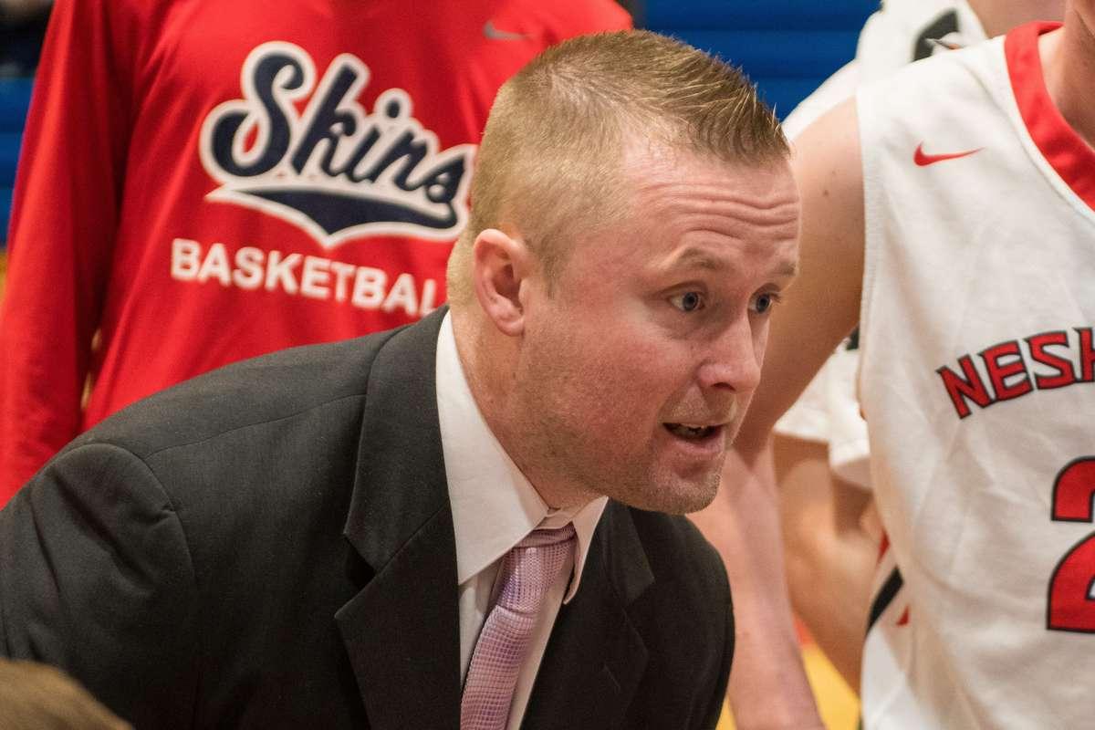 Neshaminy second-year coach Mark Tingle. #submittedImage