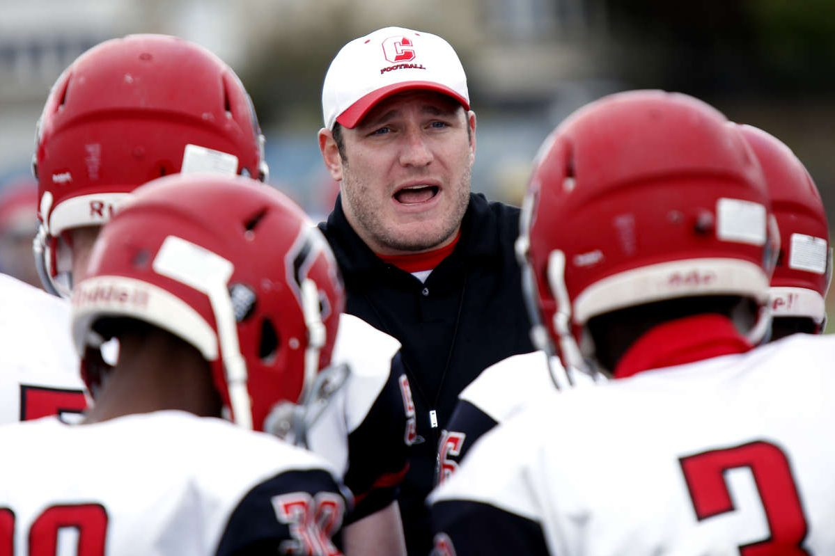 Dan Connor has stepped down as Archbishop Carroll's boss to become Widener's defensive coordinator.