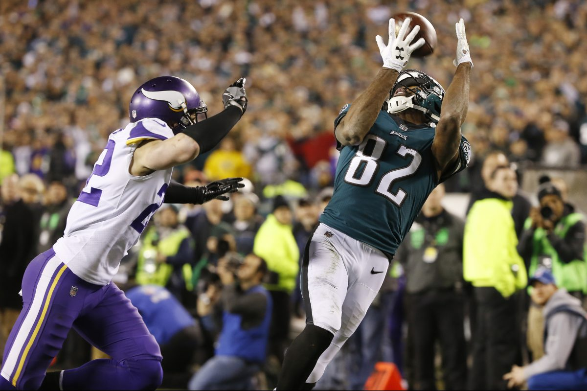 About that Eagles flea-flicker Sunday night …