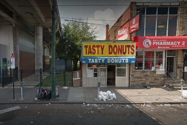Frankford doughnut shop worker shot, critically wounded during stickup