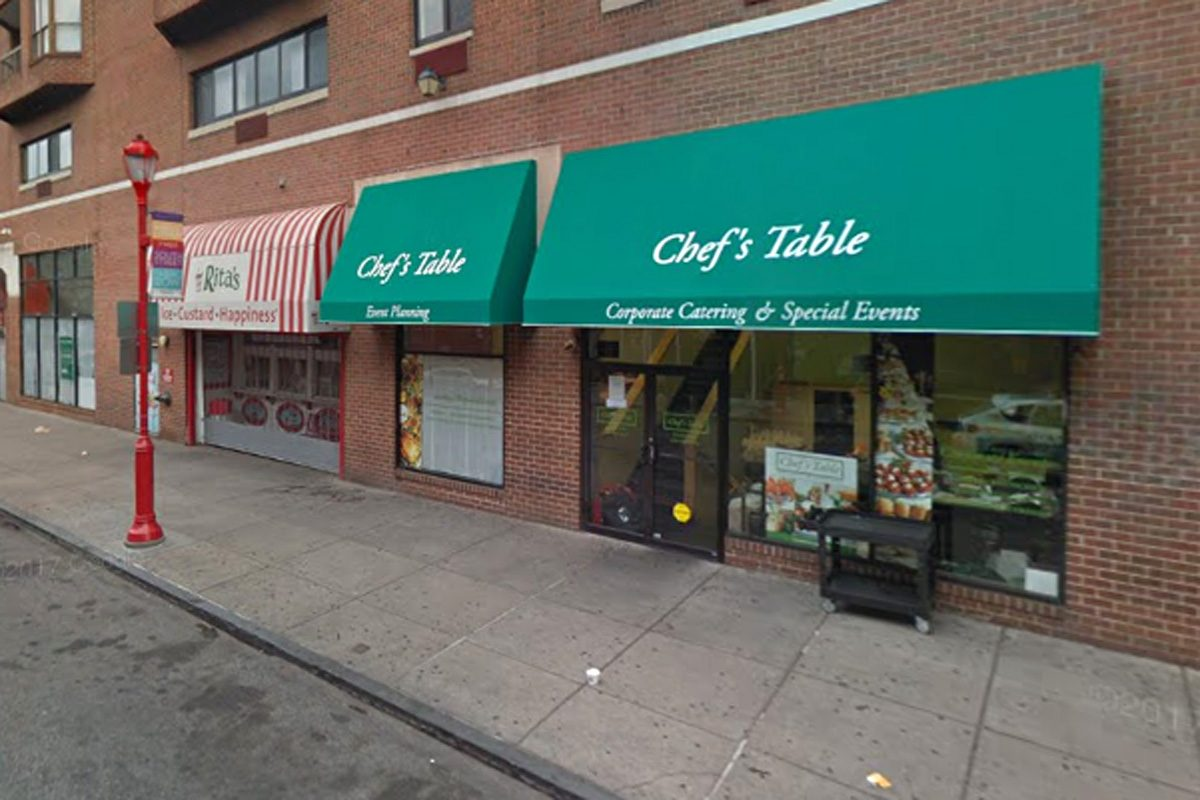 Chef's Table's former home at 231 South St.