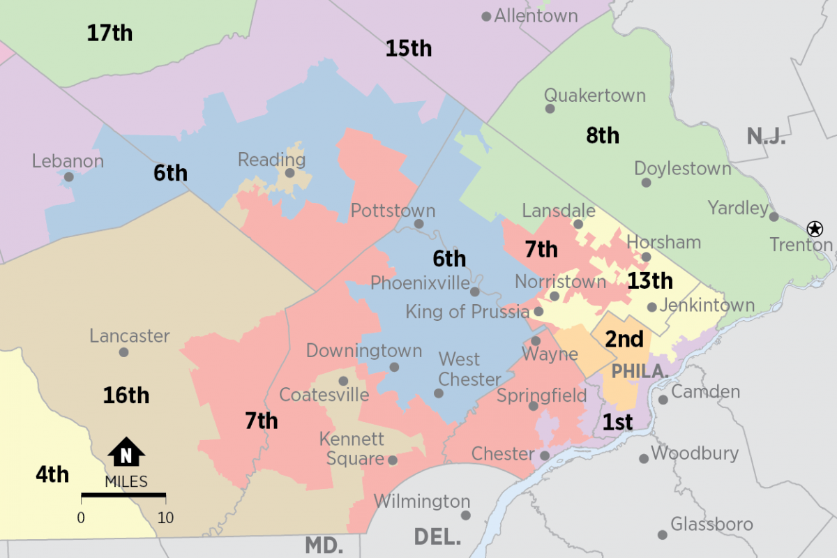 pa republicans ask state supreme court to stay its own gerrymandering order philly