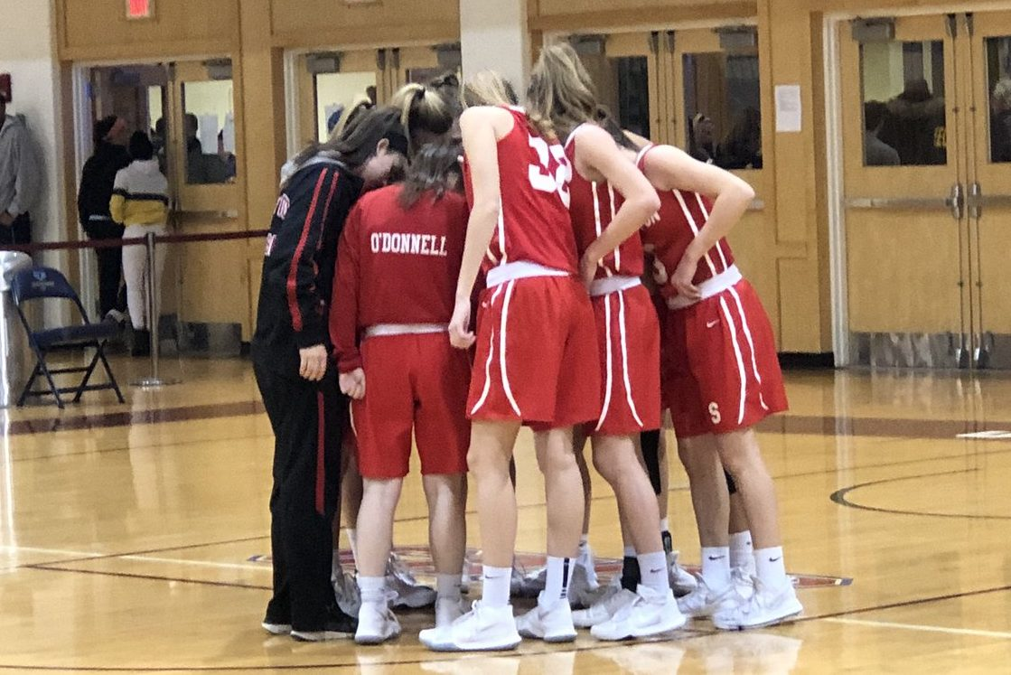 The Souderton girls' basketball team picked up a key Suburban One Continental Conference win Tuesday with a 48-45 double-overtime win over Central Bucks East.
