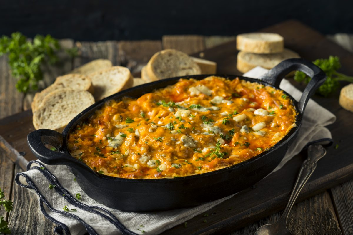 Buffalo Chicken Dip stands as the Number One most Googled Super Bowl recipe in Pennsylvania.