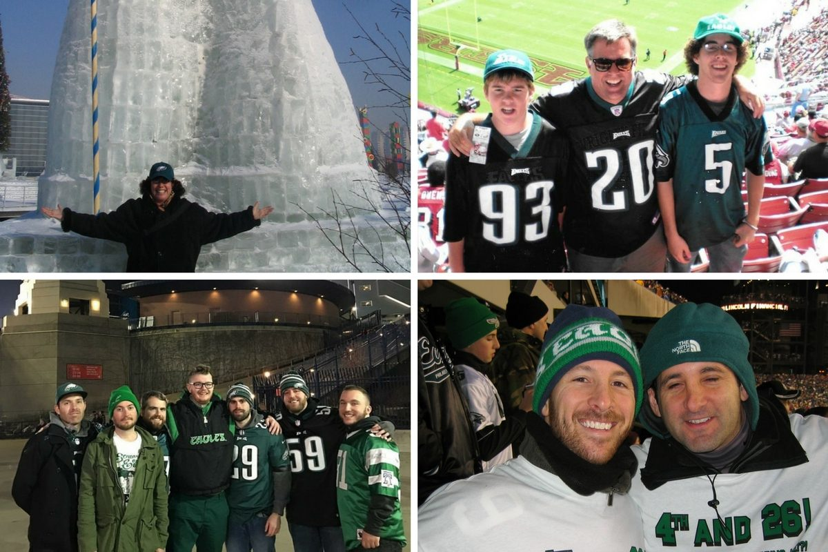 Philly.com readers shared their favorite Eagles memories.