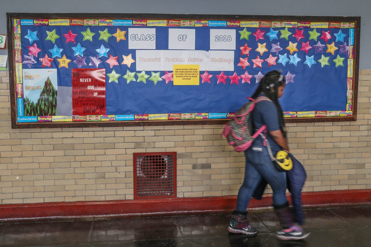 Why one Philly elementary school is paying kids not to ...
