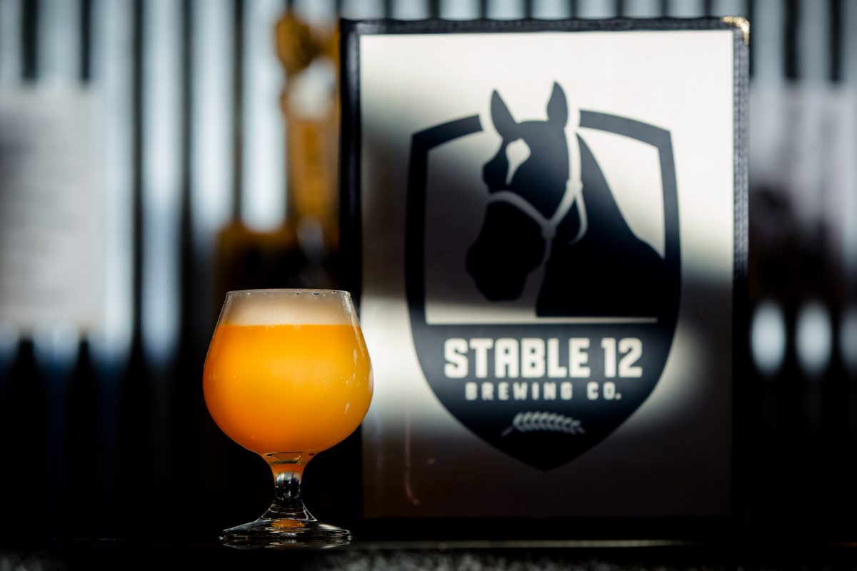 Crowd Pleaser Double IPA from Stable 12 Brewing Co. in Phoenixville is one of Craig LaBan's favorite New England-style IPAs.