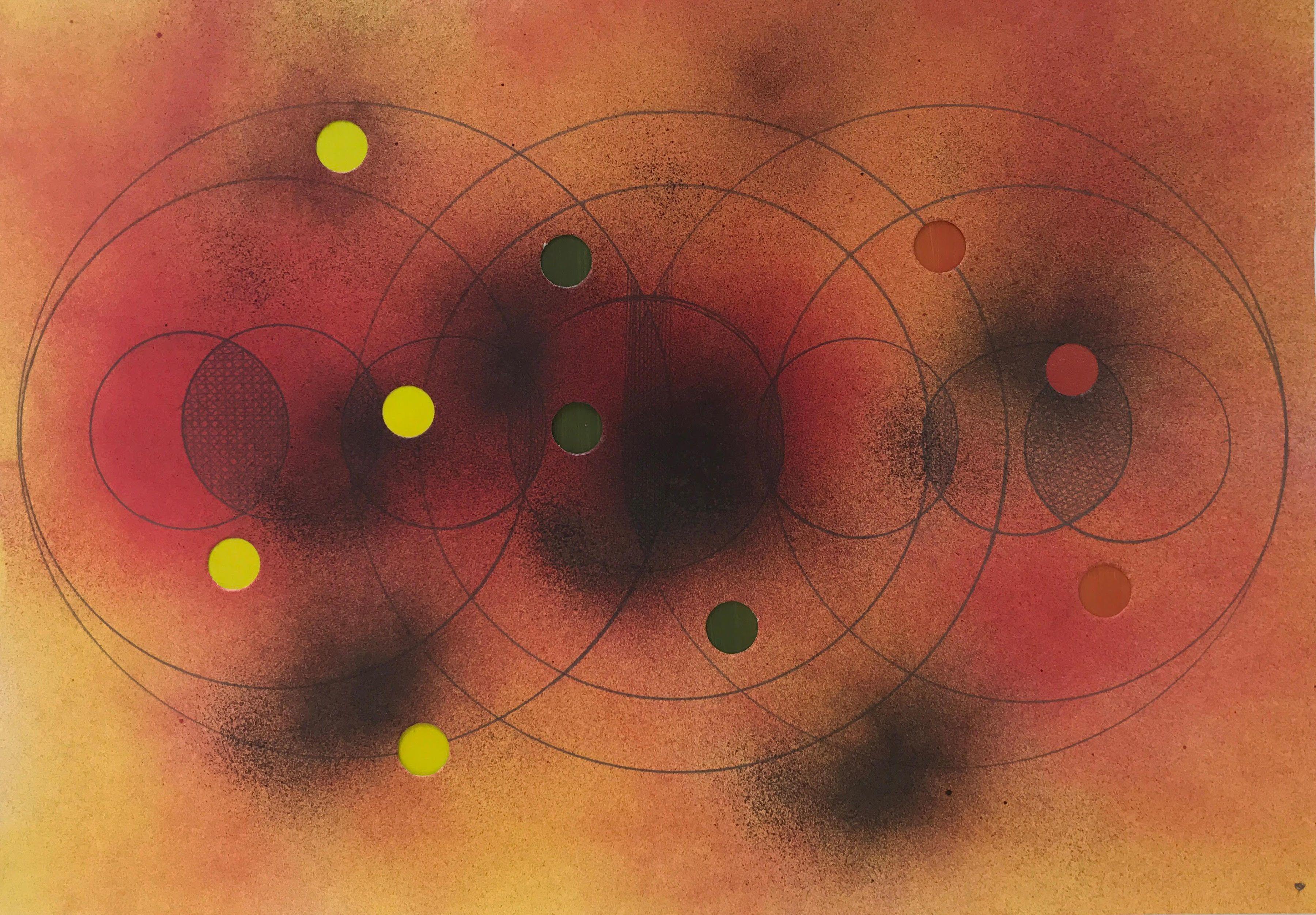 "Osvaldo Romberg´s ""Brazilian Paper 2""(2018), at Pentimenti Gallery"