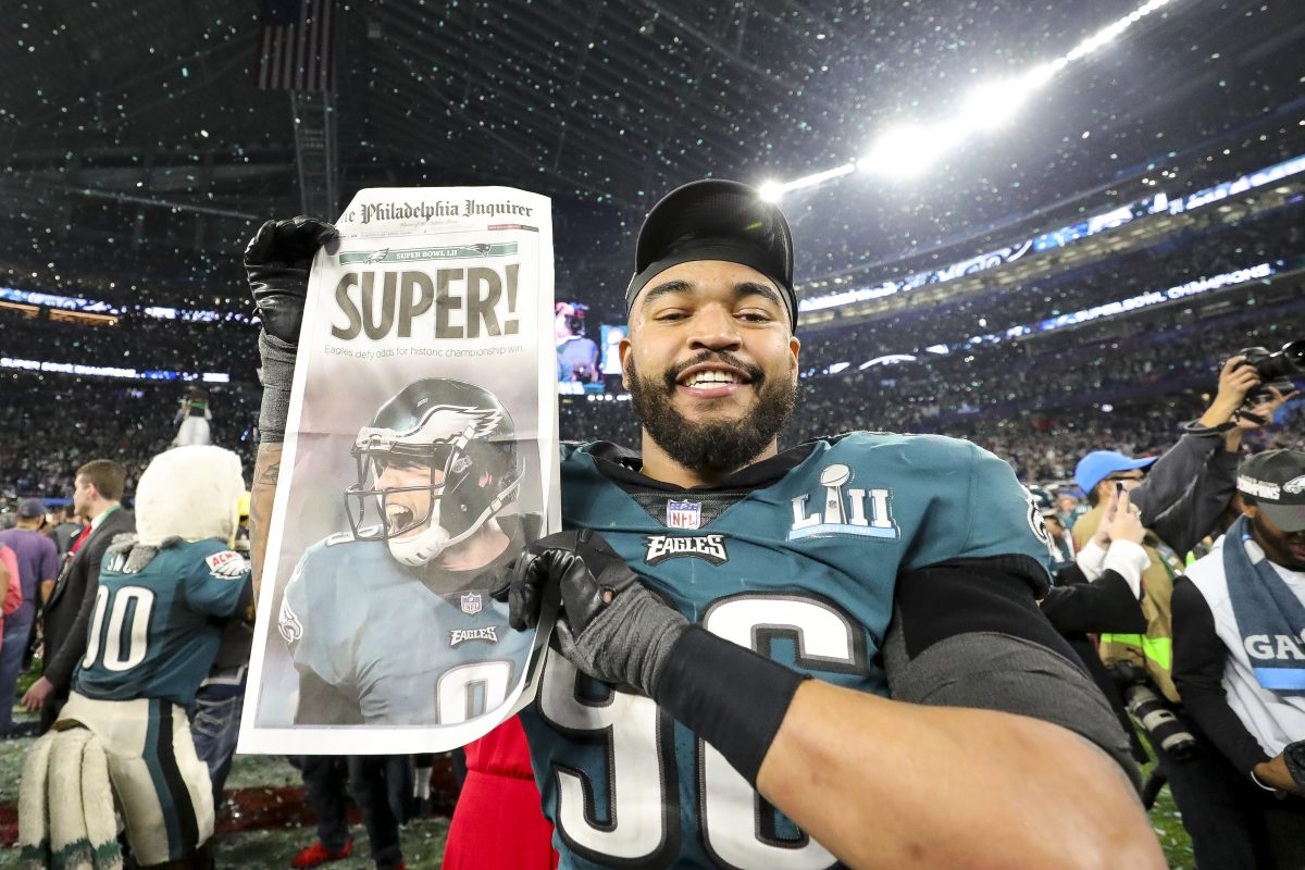 Super Bowl 2018: Philadelphia Inquirer, Daily News front ...