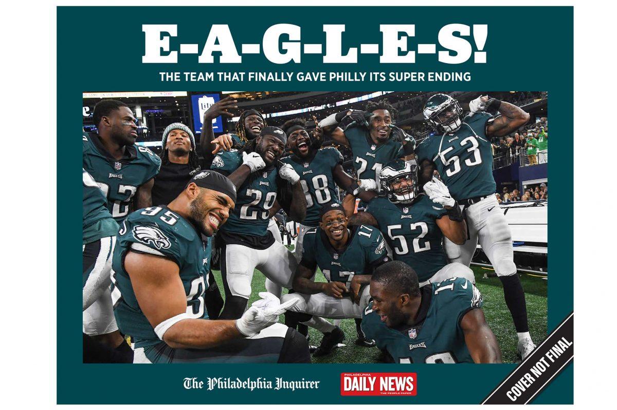 relive the philadelphia eagles super bowlwinning season