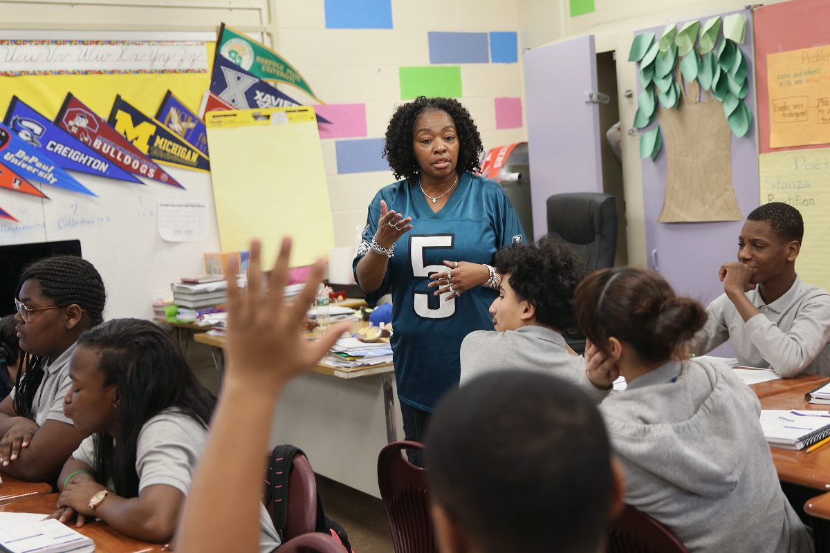 How Philly schools are cutting out bad behavior and improving academics
