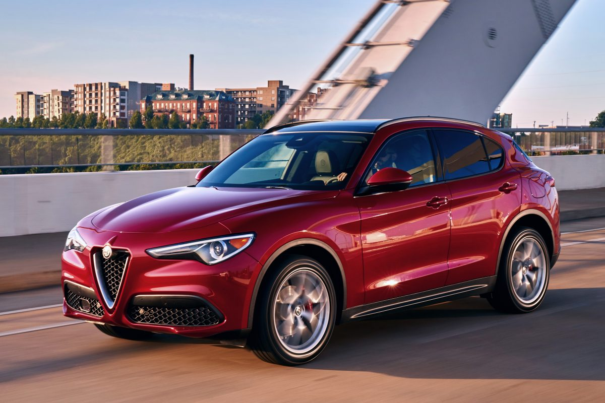 2018 alfa romeo stelvio as fun as its unusual name philly. Black Bedroom Furniture Sets. Home Design Ideas