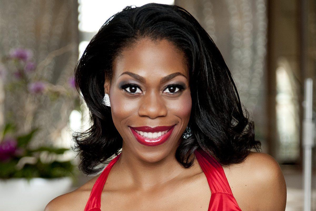Chrystal E. Williams, a mezzo-soprano of conscience
