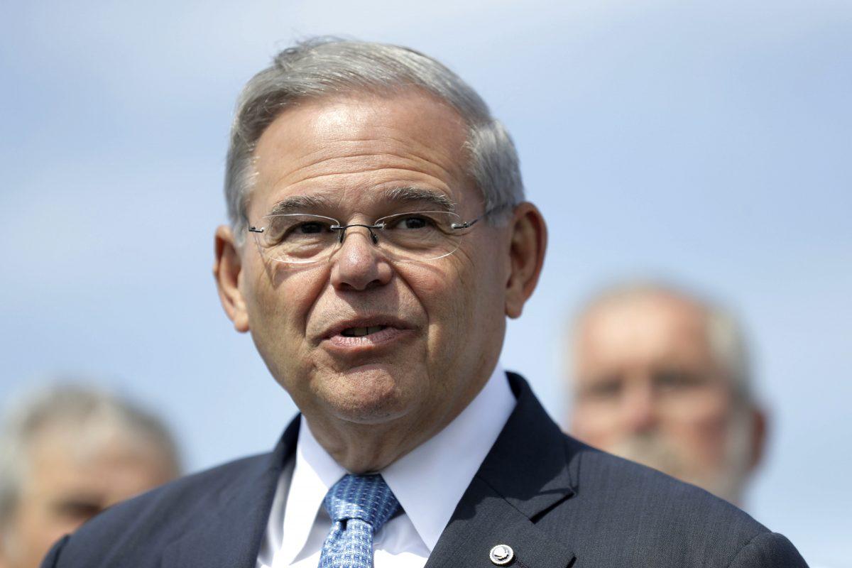 N.J. pharma exec to challenge Sen. Bob Menendez - Philly