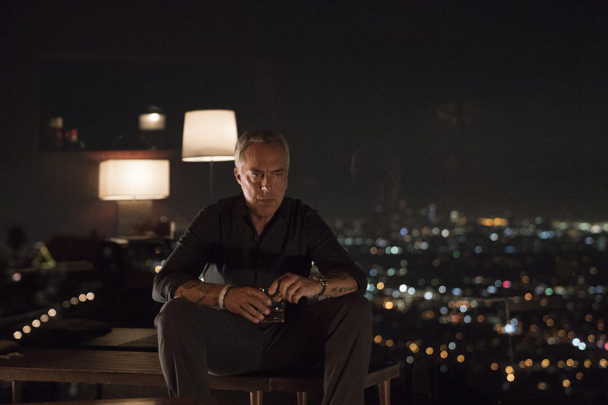 "Titus Welliver in ""Bosch"" Season 4"