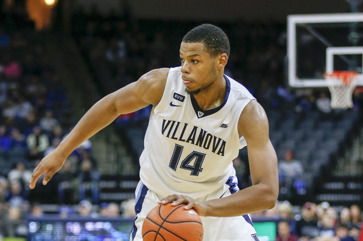 Villanova forward Omari Spellman is one of the top three-point shooters in the Big East.