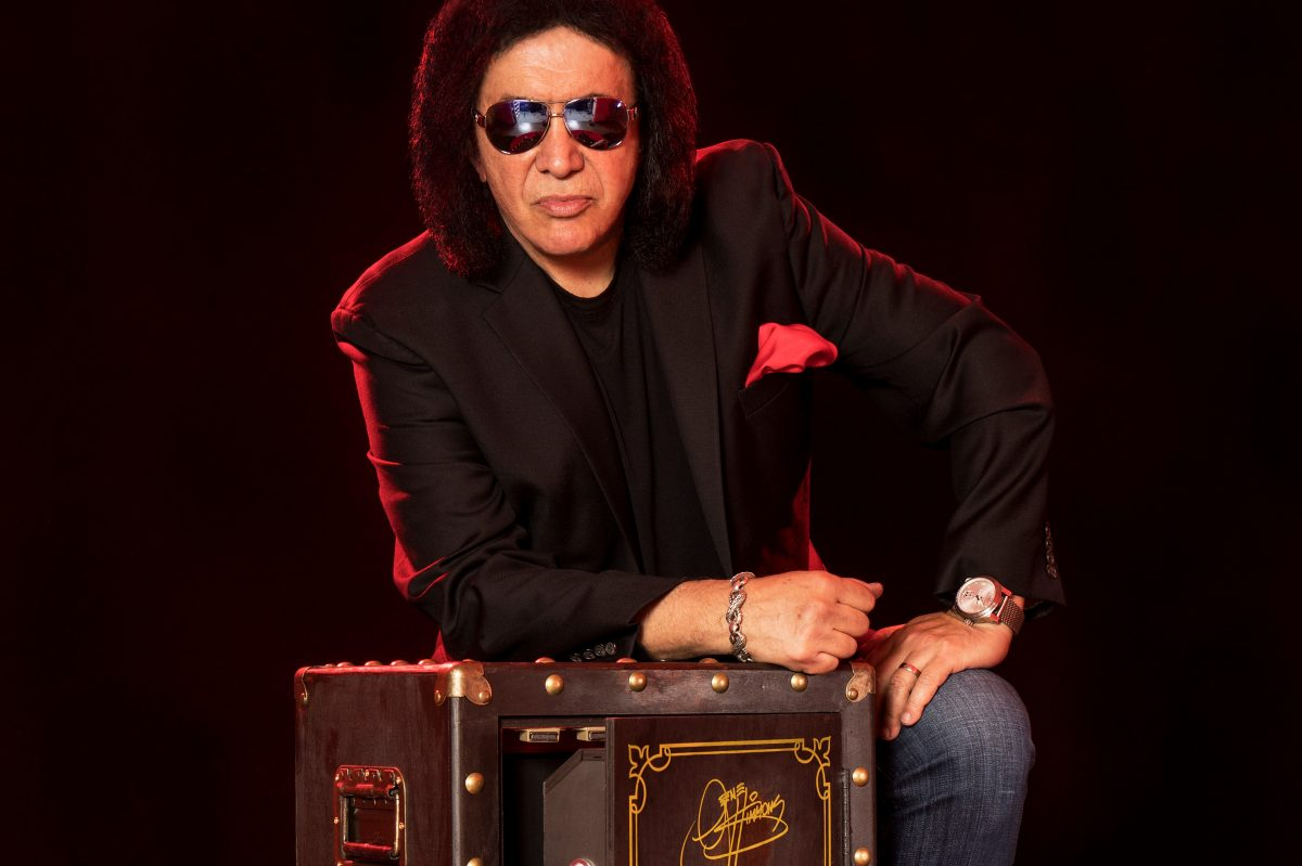 Gene Simmons Wants To Sell You A Mother Lode Of Himself Philly