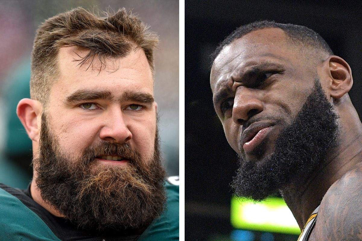 Former New York sports radio host Mike Francesa said Jason Kelce's speech during the Eagles Super Bowl parade reminded him of LeBron James' speech during the Cavaliers 2016 NBA Championship parade.