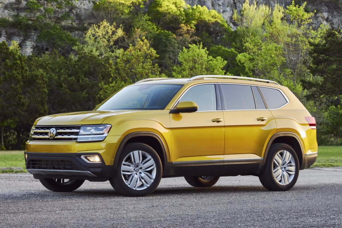 Pitting the new VW Atlas against the Toyota Highlander