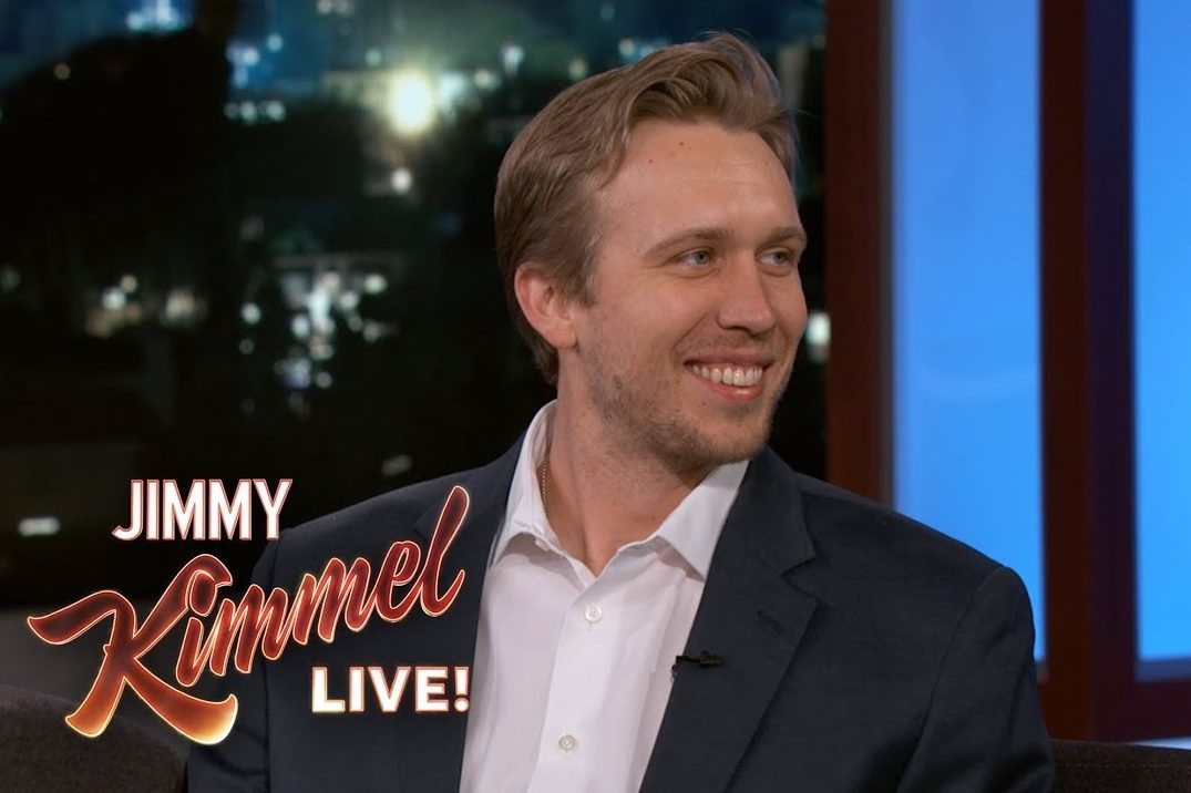 Nick Foles on Jimmy Kimmel
