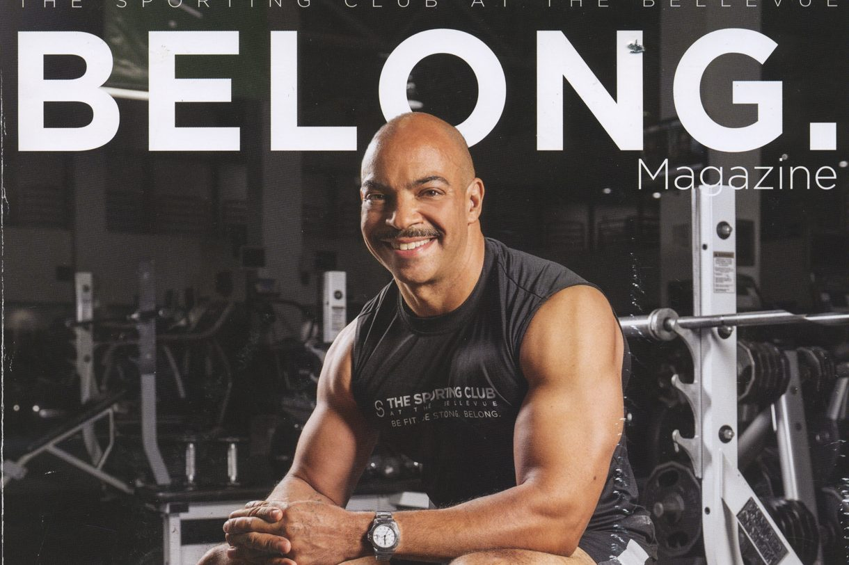 Defense lawyers in Philadelphia District Attorney Seth Williams' trial Wednesday showed jurors the Fall-Winter 2015 cover of The Sporting Club at the Bellevue members' magazine, as prosecutors presented evidence that Williams' campaign donations paid for his membership there.