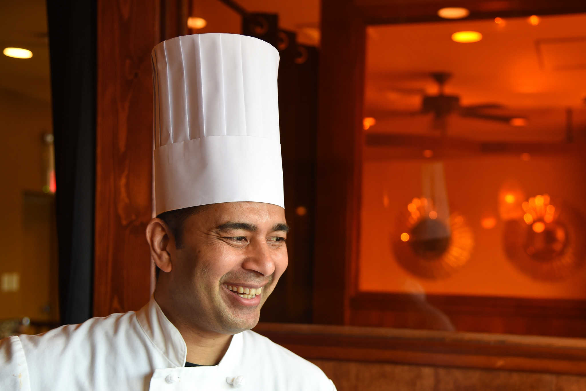 IndeBlue owner and chef Rakesh Ramola.