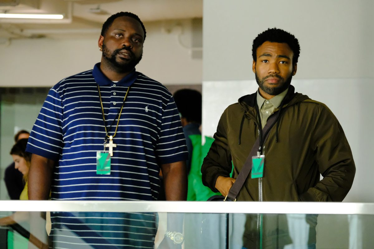"Donald Glover and Brian Tyree Henry of ""Atlanta"" Season 2"