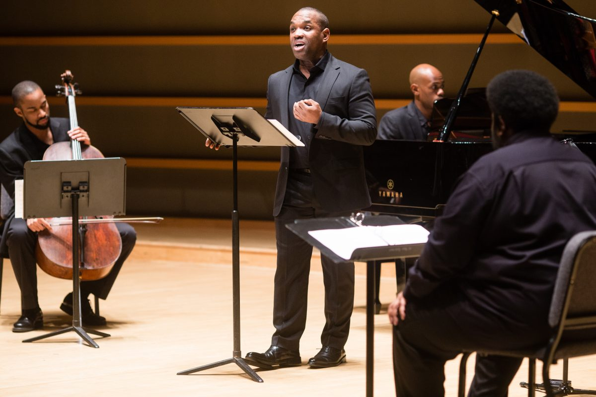 In world premiere, looking in the mirror with Opera Philadelphia's Lawrence Brownlee