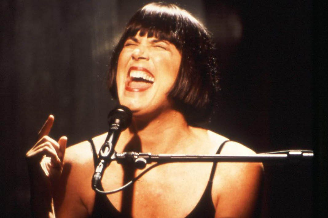 """Eve Ensler, author and the original star of """"The Vagina Monologues"""" in 2003 for the last three weeks of its off-Broadway run. (AP Photo/ Joan Marcus)"""