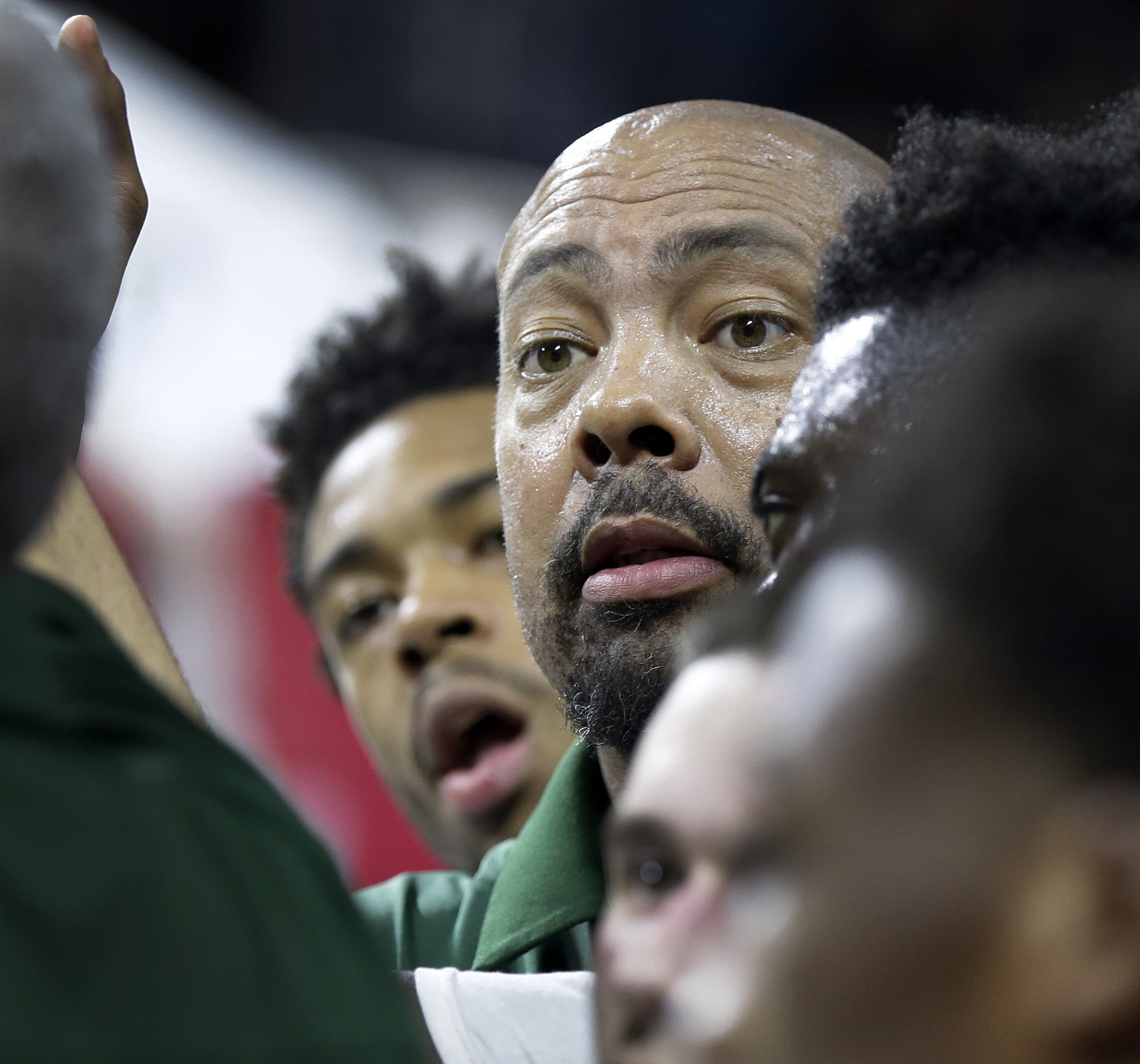 Ron Wilson, Jake´s father, is Bonner-Prendergast´s junior-varsity boys basketball coach.