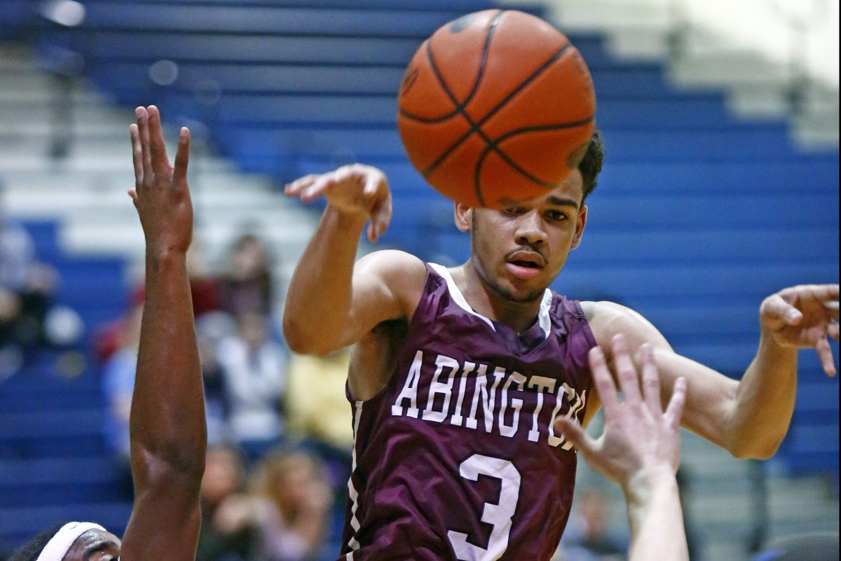 Robbie Heath and No. 2 seed Abington host No. 7 Norristown in a District 1 Class 6A quarterfinal on Friday night.