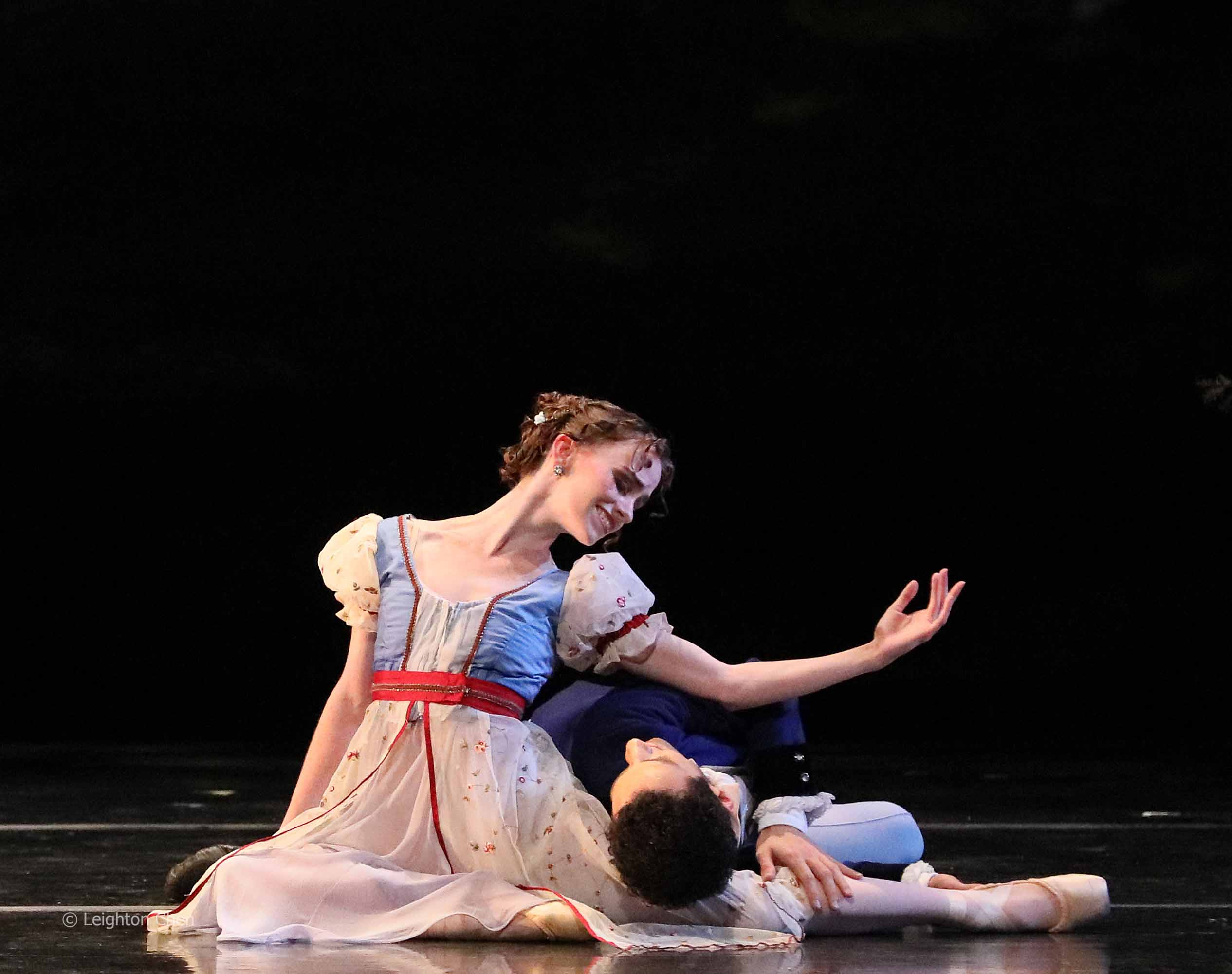 "American Repertory Ballet in ""Pride and Prejudice."""