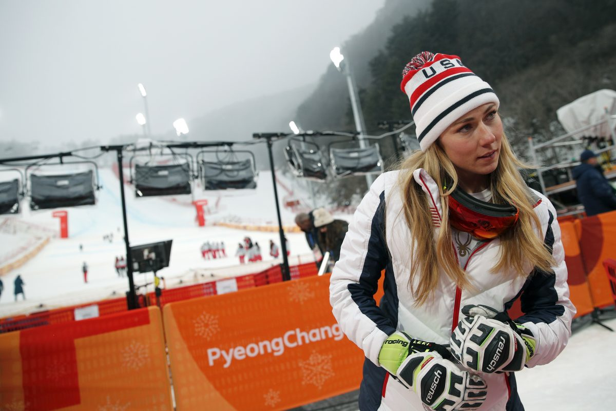 Mikaela Shiffrin was one of the few bright spots for the United States in Pyeongchang.